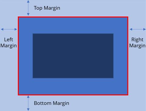 Landing Page Abstand festlegen
