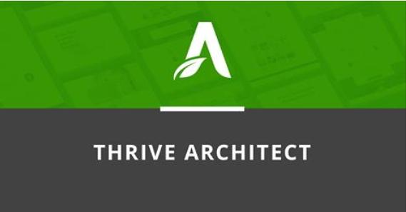 Neue Thrive Architect Benutzeroberfläche