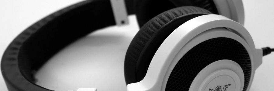Kopfhörer für Podcast