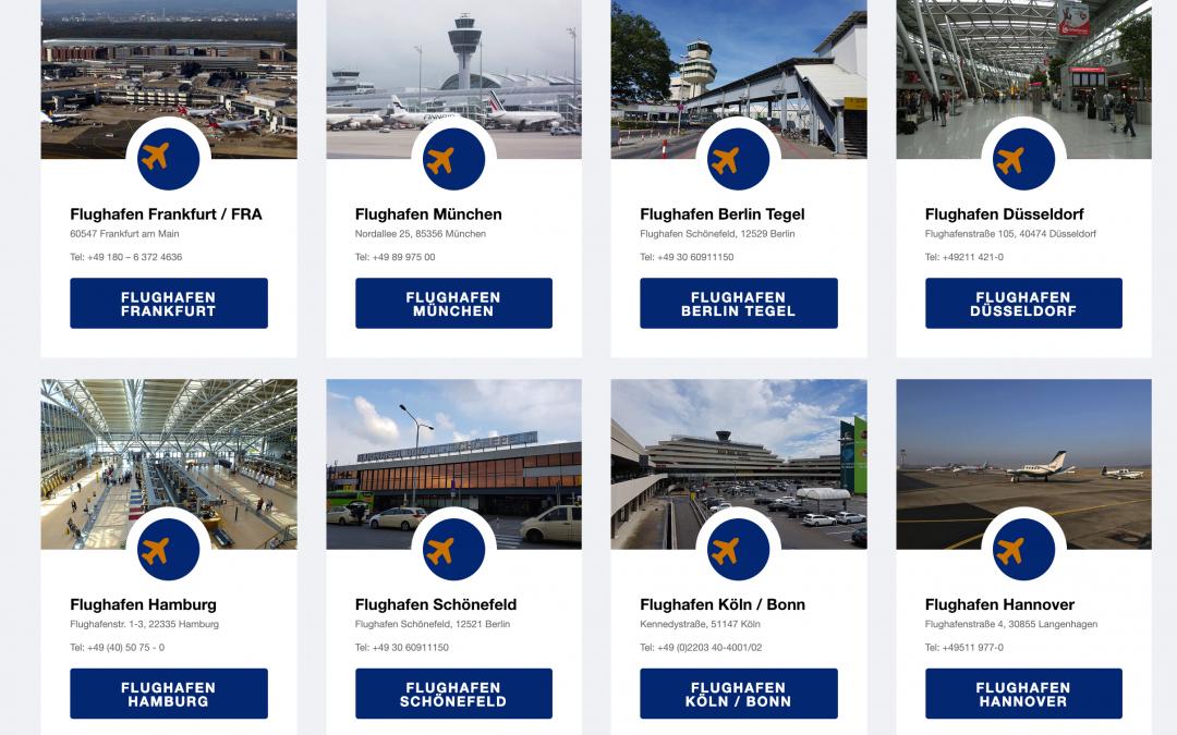 Anwendungsentwicklung zur Verfolgung von Schiffen, Flugzeugen und Paketen
